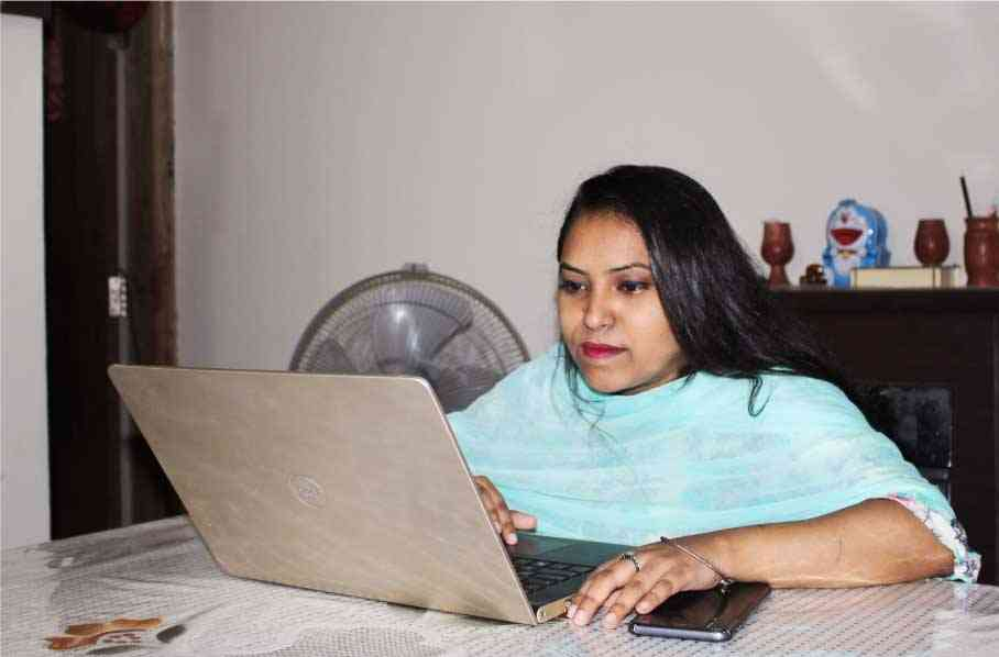 empowering differently abled woman