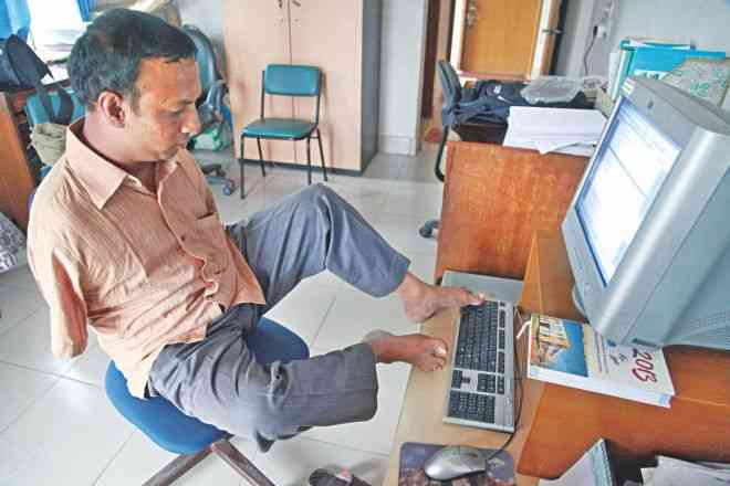 empowering differently abled